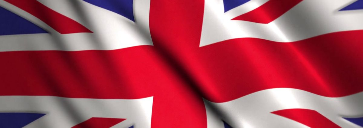 Union flag - independence