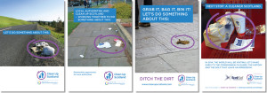 Clean Up Scotland advertising campaign