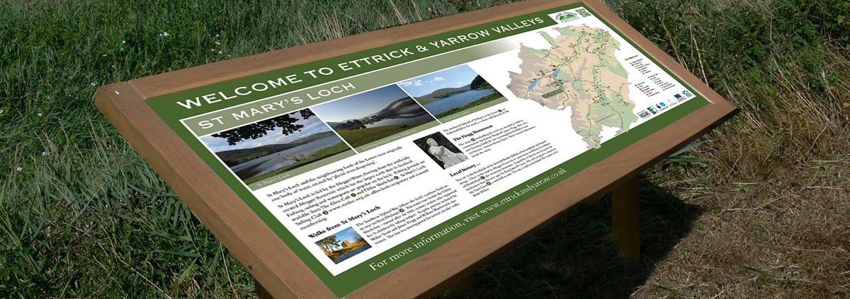 EYVDP interpretation boards