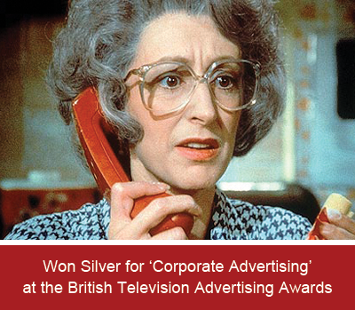 British Telecom - TV advertising