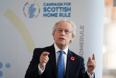 Campaign for Scottish Home Rule launch