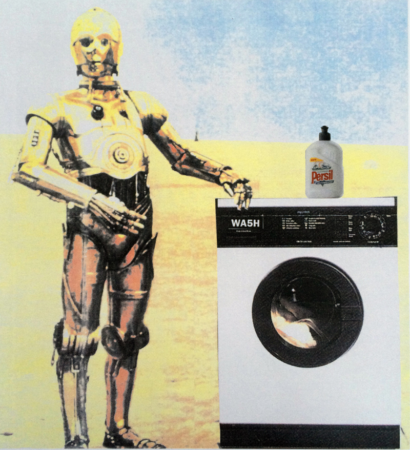 C3P0 - Star Wars scripts for Persil