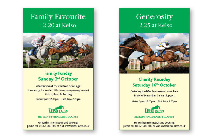 Advertising: Kelso Races