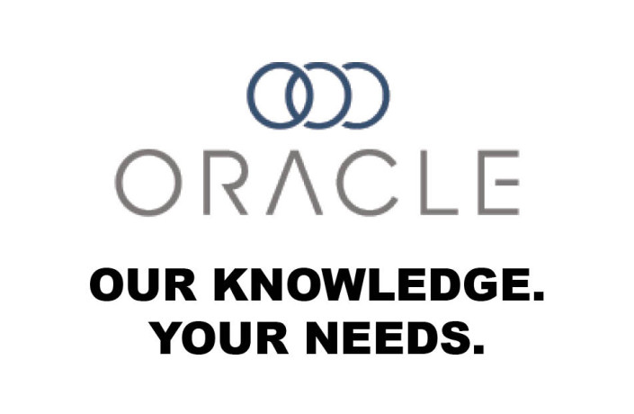 Endlines: Oracle Financial Services - Our knowledge. Your needs.