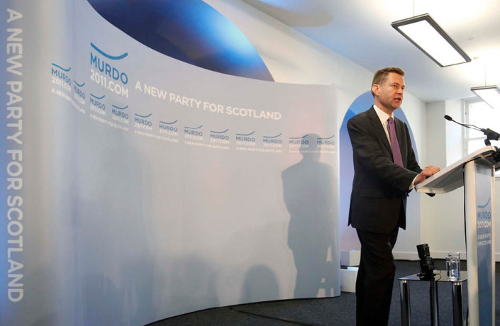 Events & Exhibitions: Murdo Fraser - Campaign launch