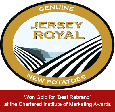 Jersey Royals - Rebrand