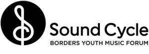 Sound Cycle brand identity