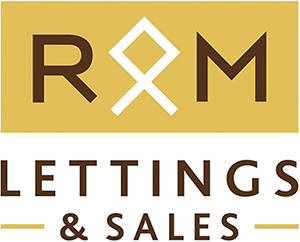 RM Lettings & Sales brand identity