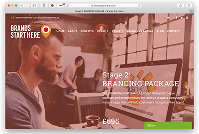 Services - Branding Package for Start-Ups