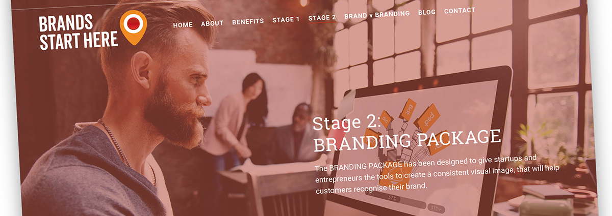 Services - Branding Packages for Start-Ups