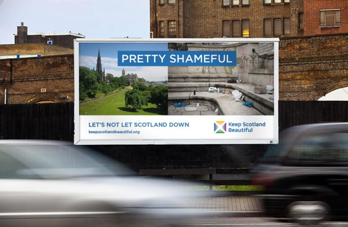 Advertising: Keep Scotland Beautiful