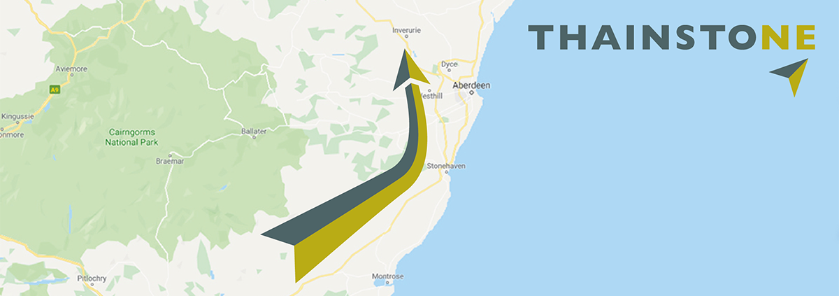 Think Thainstone Map