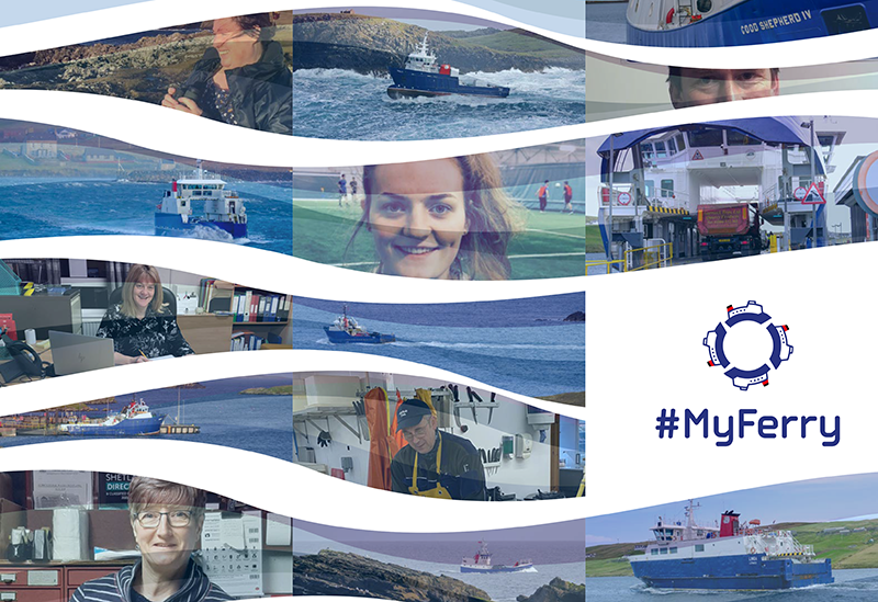 #MyFerry case studies cover