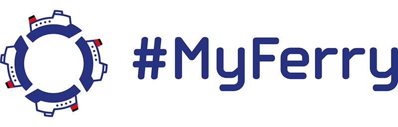 #MyFerry logo